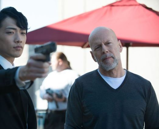 Film Review: 'The Prince'    When Bruce Willis plays a bad guy