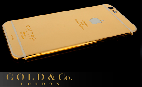 Get gold iPhone 6 in UAE ahead of others - Emirates24|7