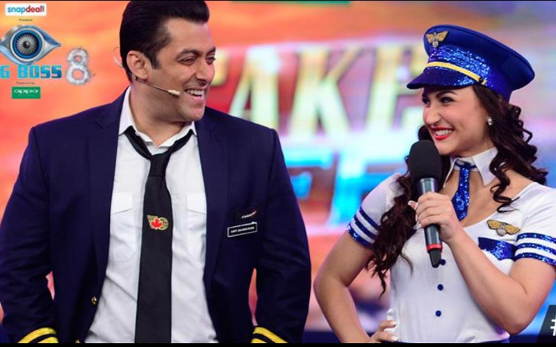 Bigg Boss 8: Salman welcomes 12 contestants and a Secret