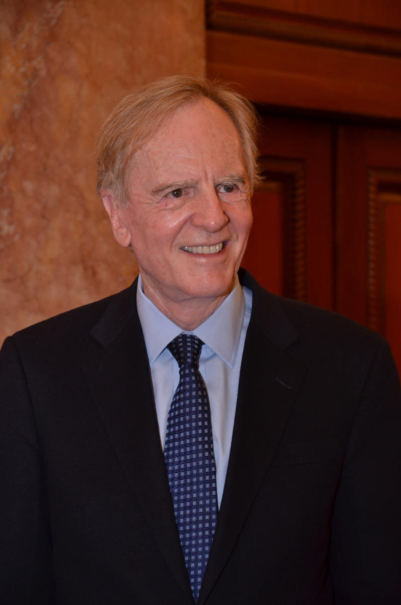 John Sculley, veteran marketer and former Apple CEO.
