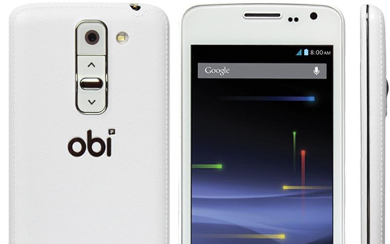 The Obi smartphone.