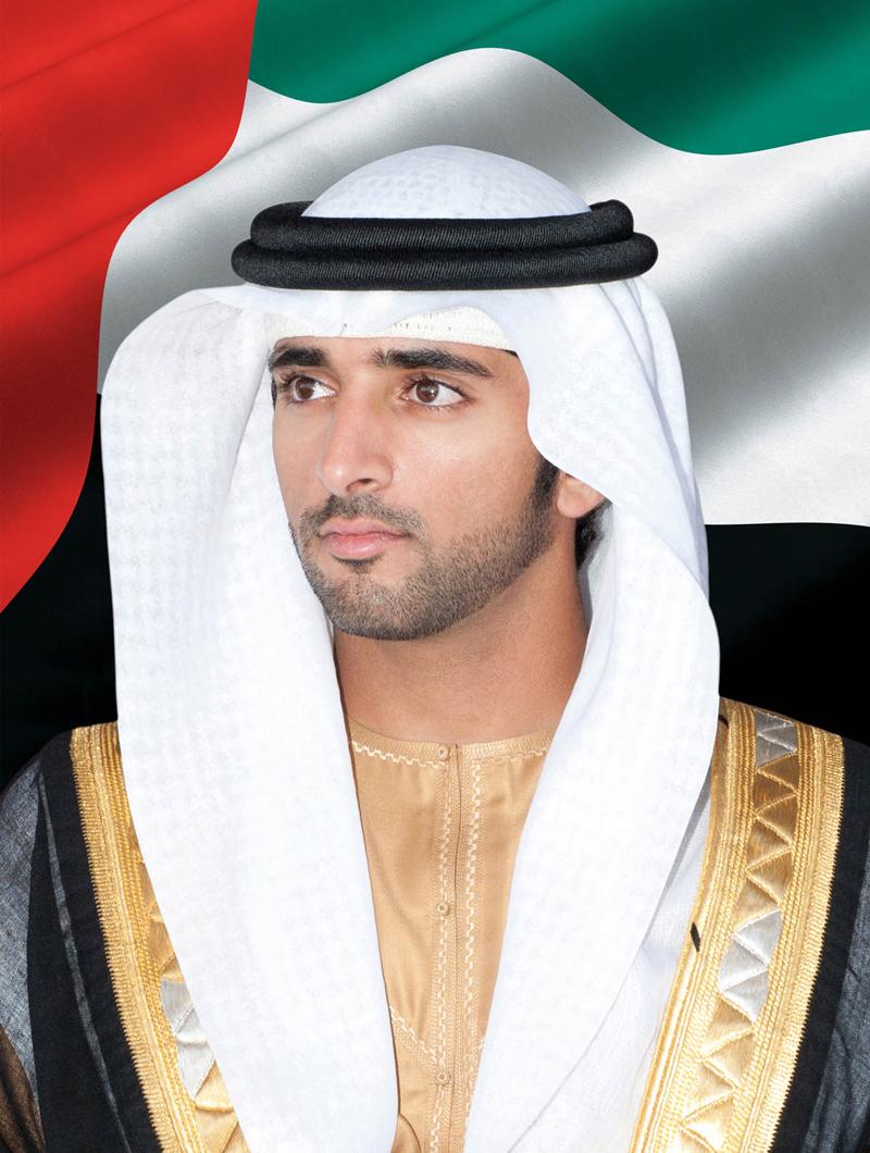 Sheikh Hamdan bin Mohammed bin Rashid Al Maktoum, Crown Prince of Dubai and Chairman of the emirate's Executive Council