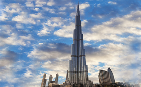 Dubai S Burj Khalifa Remains A Big Draw For Investors