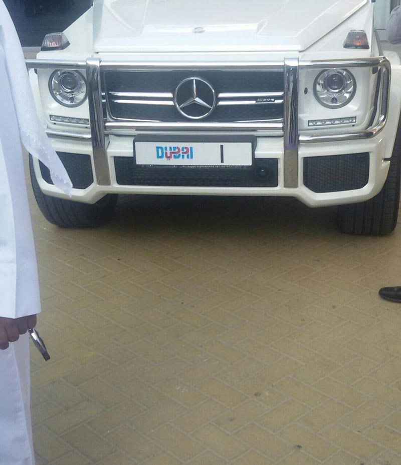 New Brand Dubai Car Plates To Roll Out Soon Emirates24 7