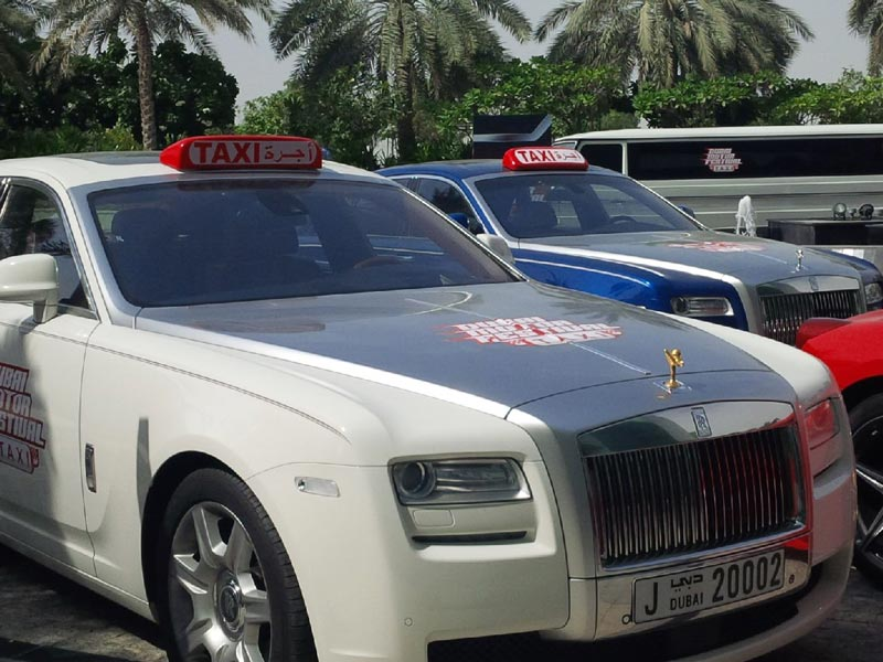 Ride Dubai Supercar Taxi For Free When How Emirates 24 7