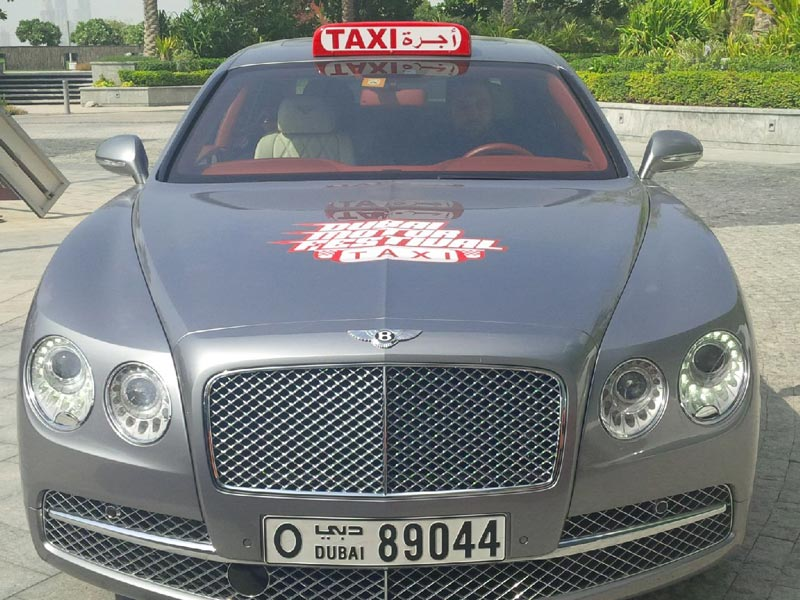 Rolls Royce Limo >> Ride Dubai supercar taxi for free: When, how? - Emirates 24|7