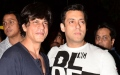 Photo: Salman Khan found guilty: Shah Rukh Khan visits friend late night