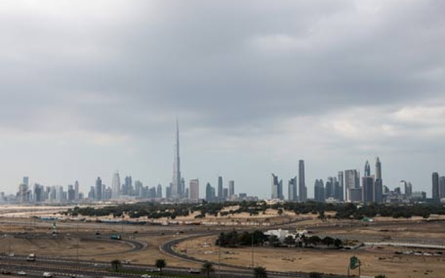 Partly cloudy and hazy weather for next two days