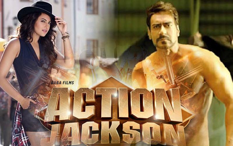 Ajay Devgn Prabhudeva Let Action Jackson Fizzle And Fumble Entertainment Films And Music Emirates24 7