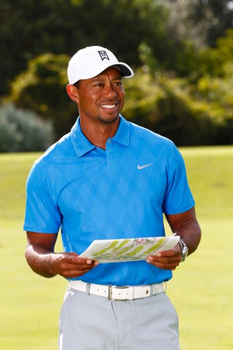 Tiger Woods To Design New Dubai Golf Course Emirates 24 7