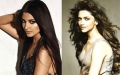 Photo: Rivalry growing between Deepika Padukone and Anushka Sharma?