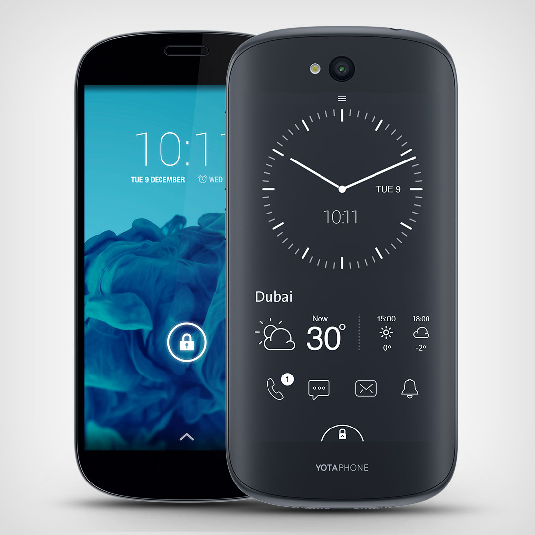 Always-on YotaPhone 3 coming... with 'different-sized ...