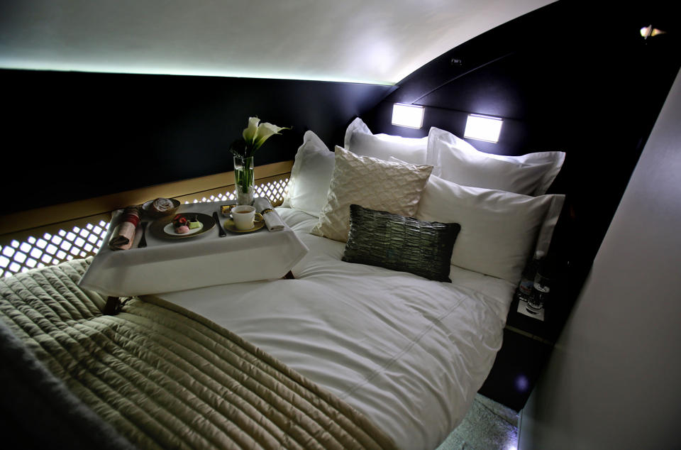 Etihad A380 The Only Three Room Suite In The Sky