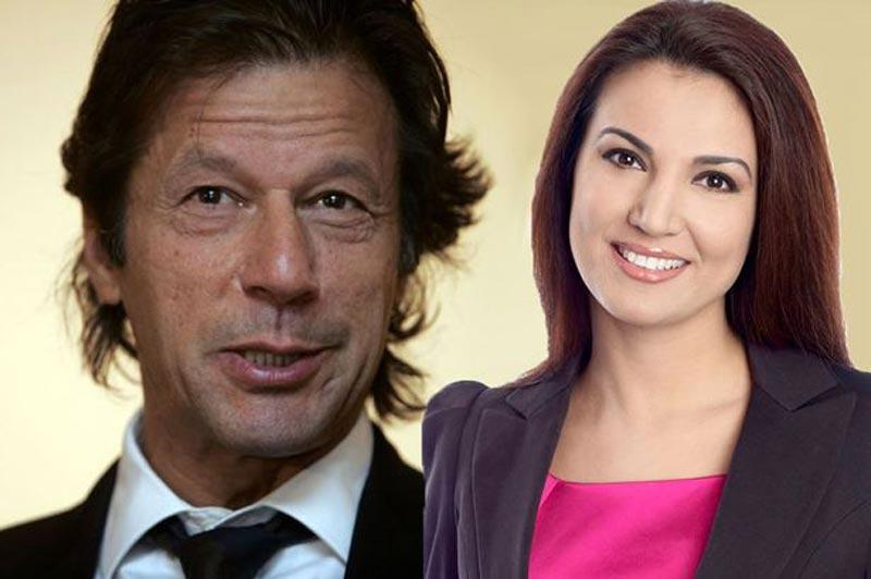 Imran Khan weds Reham Khan; sisters absent - Emirates 24|7