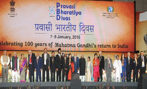15 NRIs honoured at 'Pravasi Bharatiya Samman Award' this year in India. (Supplied)