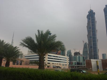 Overcast skies (Eudore)