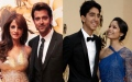 Photo: No happy ending: Hrithik, Sussanne; Dev Patel, Freida Pinto...
