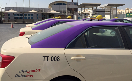 The 35 taxis of City Taxi form an addition to the overall fleet. (Supplied)