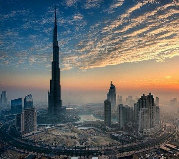 Image courtesy Burj Khalifa Instagram Page