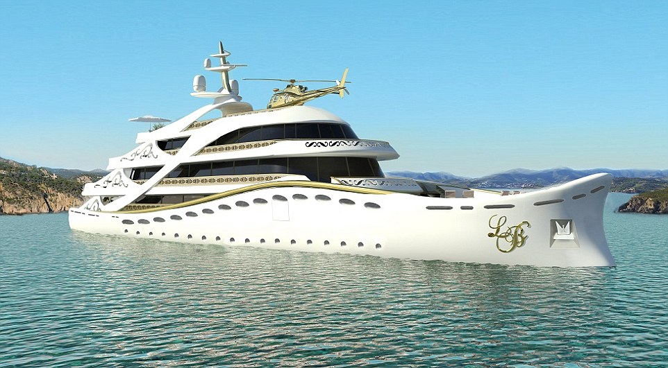 Inside Worlds First Luxury Yacht For Women