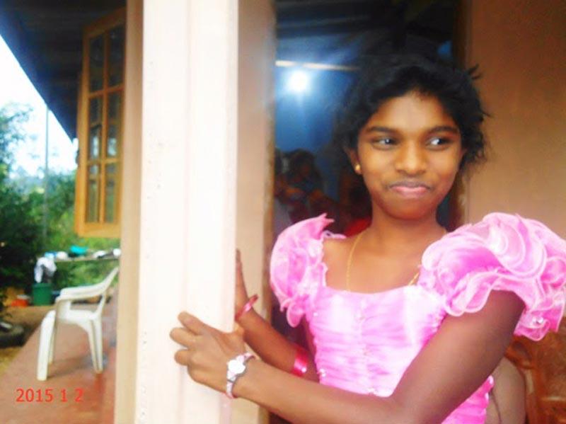 Sri lanka girl