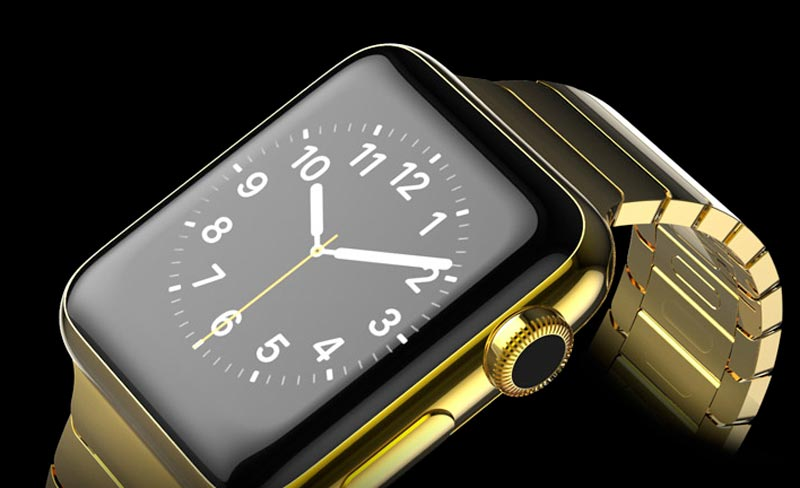 The Apple Watch.(Supplied)
