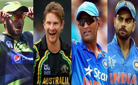 World's 10 richest cricketers: Dhoni, Kohli, Gambhir, Afridi, Watson