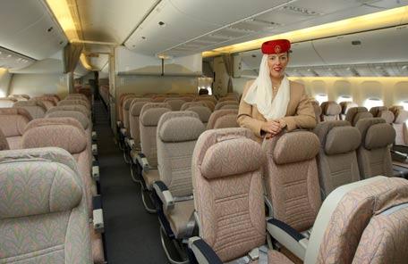 UAE's Etihad, Emirates, Air Arabia hiring cabin crew: Click