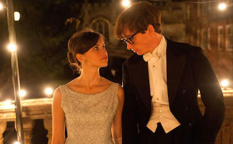 Oscars 2015: Eddie Redmayne who played Stephen Hawking in 'The Theory of Everything' wins the Best Actor award.