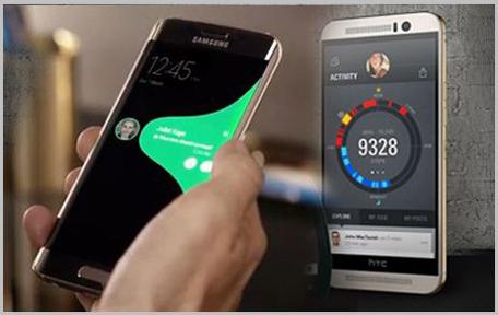 Stress Bend Test Galaxy S6 Edge Vs Iphone 6 Plus Vs Htc One M9