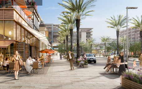 Developer will soon be issuing the tender for construction of 1,700 apartments in Town Square development. (Supplied)