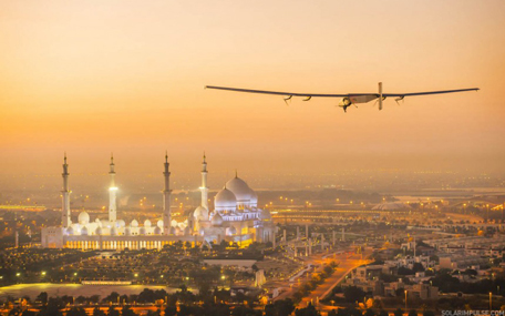 The new technology will help create jobs, develop new industrial markets while also protecting environment. (info.solarimpulse.com)