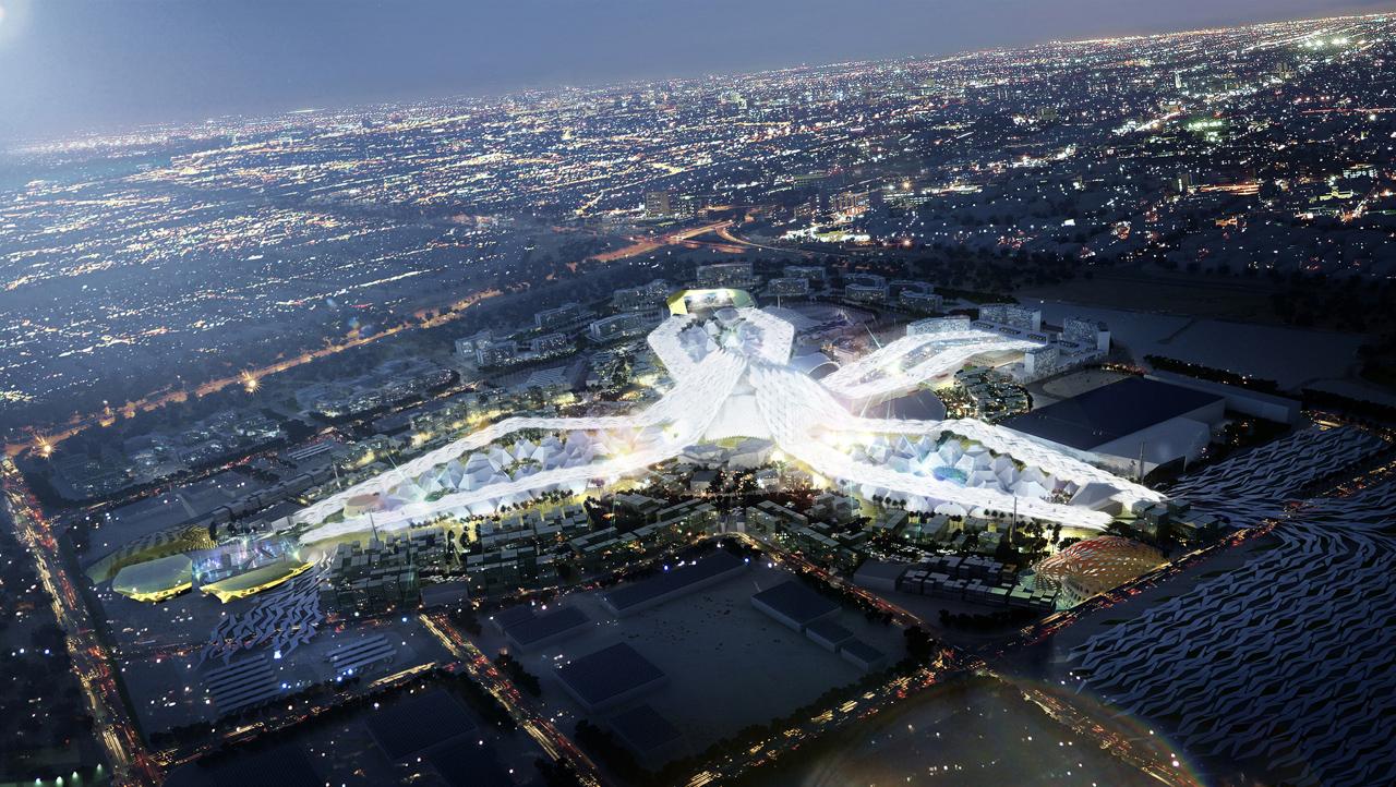 Dubai Expo 2020 Largest Exhibition Ever Emirates 24 7