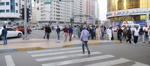 Police made the request following a string of accidents involving pedestrians in areas around Metro stations. (Security Media)