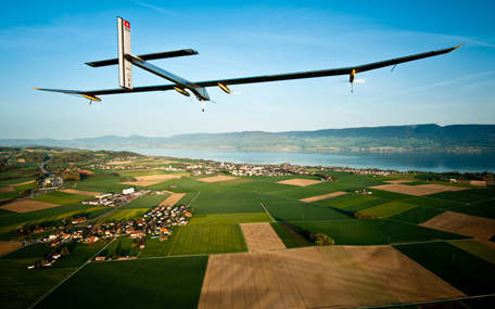 Pic credit: solarimpulse.com