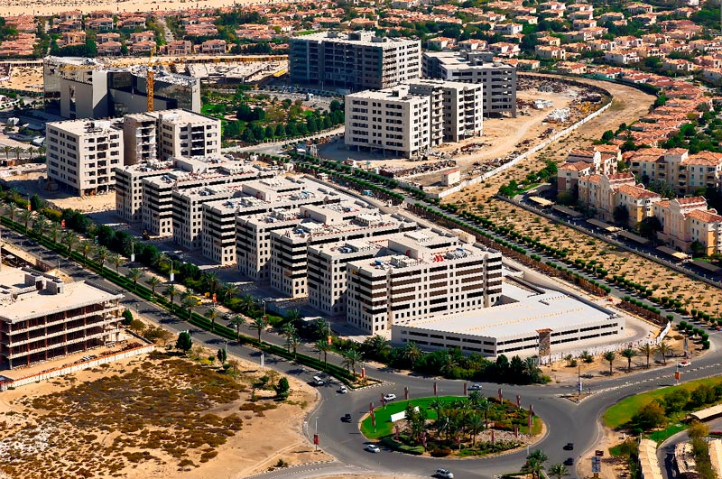 Dubai Investments Park Eight New Hotels And Serviced Apartments Will Be Built Over The Next Five Years In Dip Supplied