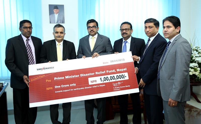 UAE Exchange waives fee on Nepal remittances - Emirates24|7
