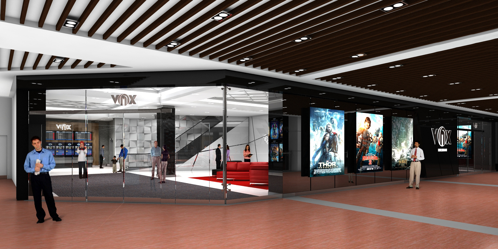 14 new cinema screens, boutique cinema for kids open in Dubai - News -  Emirates - Emirates24|7