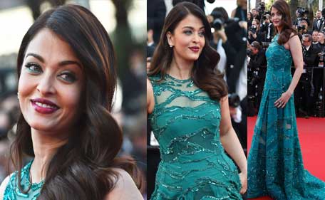 Cannes 2015: Gorgeous Aishwarya Rai misses out on wow factor ...