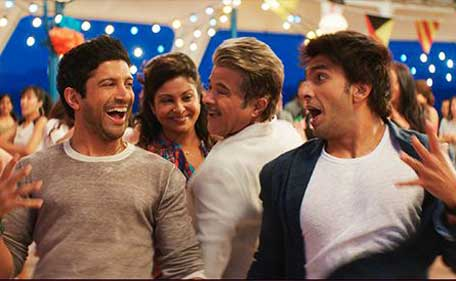 Zoya Akhtar's 'Dil Dhadakne Do' cast will be promoting their movie in an event in Dubai. (Screen grab)