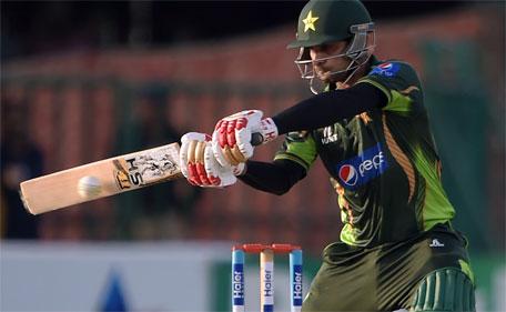 Pakistan vs Zimbabwe 1st ODI: Malik slams century in