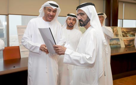 Focus on quality lifestyle, Mohammed as he reviews Dh10bn
