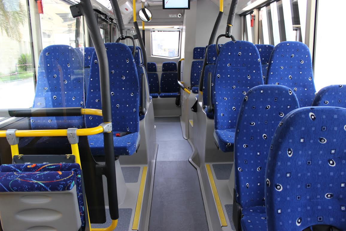 Rotating Cams Panic Button In Dubai School Bus Emirates