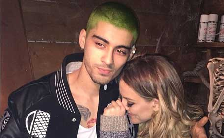 Singer Zayn Malik have been engaged to Little Mix bandmember Perrie Edwards since 2013. (Instagram/Perrie Edwards)