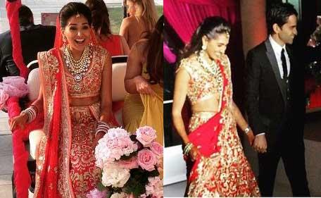 Fat Venice Wedding That Saw Bollywood Dancing