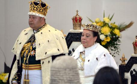Tupou VI crowned King of Tonga - News - World - Emirates24|7