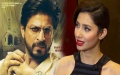 Photo: Mahira Khan left out of 'Raees' teaser, but in awe of Shah Rukh