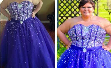 Mean Facebook bullies target teen over prom dress picture - Emirates24|7