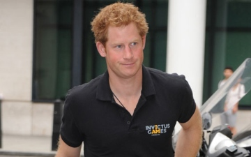 Photo: Burger King offers Prince Harry a job