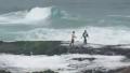 Photo: NCM warns of rough seas in Arabian Gulf
